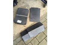 Tapco classic Pewter Grey roof tiles and ridge