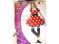 World book day costumes aged 10-12, 8-10 x2 & 3-5 years old