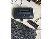 Sega Master System 2 with additional Sonic game