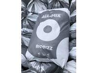 Biobizz All-Mix compost bags 50L