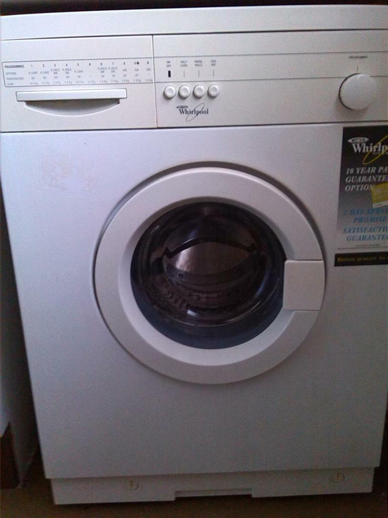 phillips whirlpool washing machine in lewes east sussex. Black Bedroom Furniture Sets. Home Design Ideas