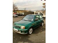 Nissan micra 2002 1.0 S 3dr super Low mileage 27k!!!