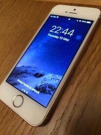 iPhone SE Rose Gold 16GB (unlocked and sim free)