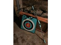 Crane Soft Archery Set Kids / Adults with Target Packaging
