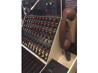 Vintage high-end BBC Console - Glensound GSNT1