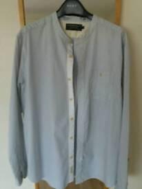 Hammond & Co Grandad Shirt