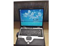 COMPAQ EVO N1015V LAPTOP - AMD Athlon XP 2000+ 513MHz cpu