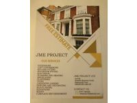 JME PROJECT LTD -Building company