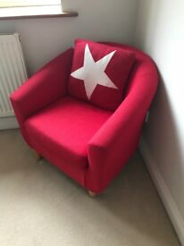 Stunning Red chair