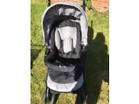 Silver cross 3D pram 4 months old immaculate