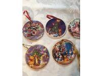 """11 DISNEY - """"Happy Holidays"""" Year Pieces From 1997 - 2008"""