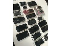 Joblot phones spares/repairs