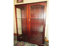 China cabinet excellent condition