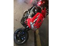 Gilera runner 183. Typhoon 172 183