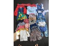 Clothes for girl 12-18 months, bundle. Next, Gap, Mamas and Papas, Ted Baker, Zara