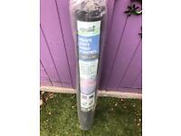 New heavy-duty weed membrane