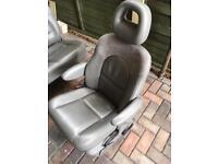 Chrysler Grand Voyager seats