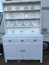 Pine dresser refurbished
