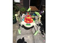 Second hand Fisher Price Rainforest Jumperoo