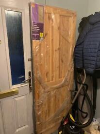Internal 4 panel door