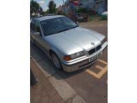 BMW, 3 SERIES, Saloon, 1998, Automatic, 1796 (cc), 4 doors