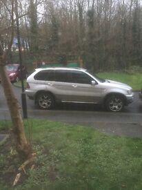 BMW X5 petrol