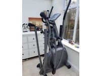 Folding elliptical trainer Vision Fitness X6200