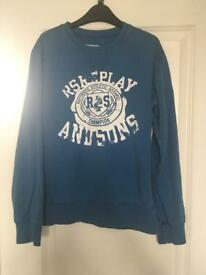 Boy's Designer Replay sweatshirt size L