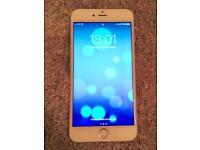 New, Unlocked Apple iPhone 6S Plus 128GB Silver