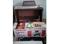 Vintage bontempi b9 organ