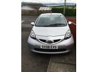 ***** NOW SOLD******. Toyota Aygo Platinum VVT-I
