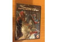 New and sealed The Amazing Spider-Man dvd