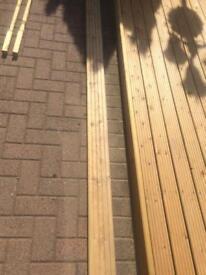 Decking spindles & rails