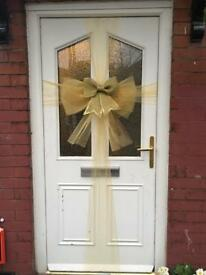 Door bows for all occasions
