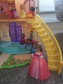 Disney Sophia castle