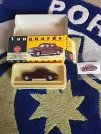 Vanguard Rover P4 Marion VA19000 boxed