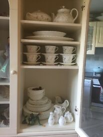 Campion range from Wedgewood dinner service as seen in photo