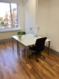 White office desks - great condition