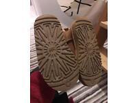 Size seven ugh boots