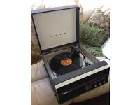 Vintage Bush Record Player