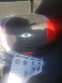 Universal Two Helmet Motorcycle-Bike Luggage-Trikes 50L Box