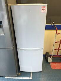 New Ex-Display Logik LFC152W16 Frost Free Fridge Freezer White £170