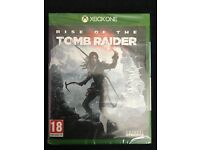NEW/SEALED: Rise of the Tomb Rider