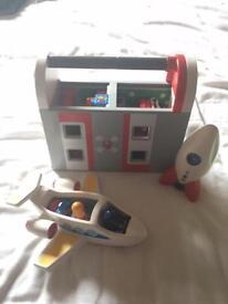 2 Playmobil sets left