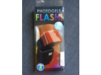 """Cokin Photogel FLASH Filters 5 x 2"""" (30-Pack)"""