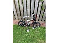 Raleigh striker bike excellent condition 10 pounds