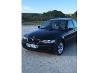 2003 BMW E46 316 SE, FACELIFT