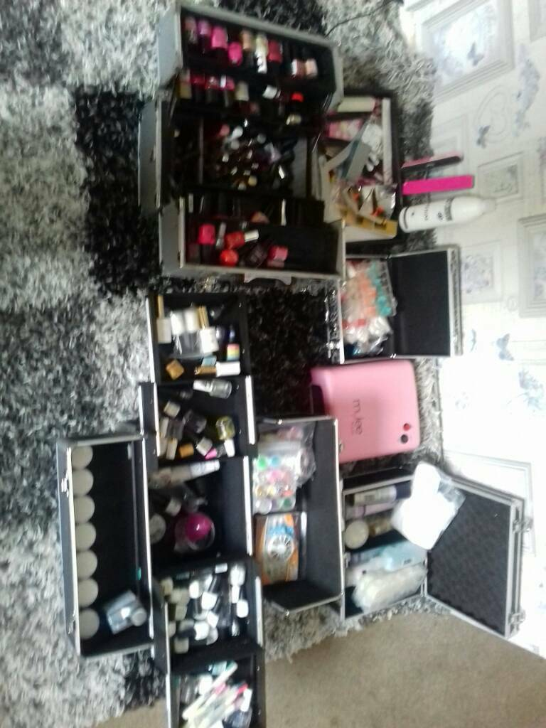 Full professional Nail Technician Equipment | in Rugeley ...