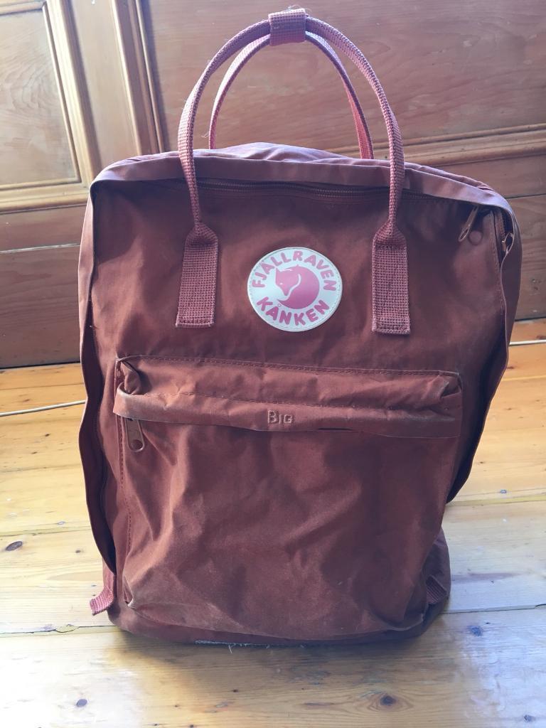 Fjallraven Kanken Big Rucksack Backpack  9274030f6168a