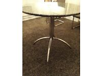 Newe grey granite dining table stunning quality